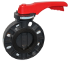 Hayward® Sure-Tuff™ BYCS Series Butterfly Valves -- 20763