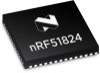 Bluetooth Low Energy SoC -- nRF51824