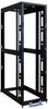 45U Mid-Depth 4-Post SmartRack Premium Open Frame Rack -- SR45UBMDEXPND
