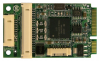MPX-643 Mini-PCI Express (mini-PCIe) IEEE1394A and IEEE1394B Card -- 1507870