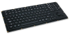 Silicone Keyboard OEM Kit -- TKG-113-MB-PCB-PAD-BLACK - Image