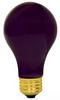 Standard Incandescent Lamp -- 60A/BLB/CD1-3PK-120