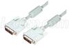 DVI-I Dual Link DVI Cable Male / Male w/ Ferrites, 15.0ft -- CTLDVI-I-MM-15 - Image