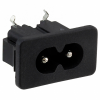 Power Entry Connectors - Inlets, Outlets, Modules -- 486-2097-ND - Image