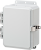 Nema and IP Rated Electrical Enclosure 8X6X3 -- P8063LL