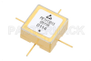 Surface Mount (SMT) Voltage Controlled Oscillator (VCO) 1.2 GHz to 1.8 GHz, Phase Noise of -110 dBc/Hz, 0.5 inch Hi-REL Hermetic -- PE1V13013 - Image