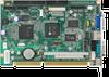 Advantech EVA-X4300 ISA Half-size SBC with VGA/LCD/LAN/CFC/USB and PC/104