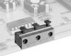 Spring Contact Printed Circuit Board Terminal Blocks -- 04110S
