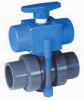 Series ABR Air Actuated Ball Valve -- ABRA400EP-PF