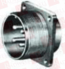 AMPHENOL MS3102A16-10S ( CIRCULAR CONNECTOR, RECEPTACLE, SIZE 16, 3 POSITION, BOX; MILITARY SPECIFICATION:MIL-DTL-5015 SERIES; CIRCULAR CONNECTOR SHELL STYLE:BOX MOUNT RECEPTA ) -Image