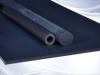 Nylatron® GSM Blue Machinable Plastic - Tubular Stock -- View Larger Image
