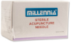 "Millennia Single Pack Needle Red Handle, .16mm, 1"" -- W53121I"