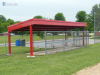 Industrial Steel Canopies