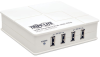 4-Port USB Charging Hub with OTG -- U280-004-OTG - Image