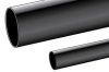 ALPHA WIRE - P10514 BK005 - PVC TUBING, 0.072IN/1.83MM ID, BLK, 100FT -- 482190 - Image