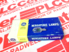 GENERAL ELECTRIC 193 ( BULB MINATURE 14V .33A T3-1/4 WEDGE BASE ) -Image