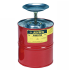 1 Gallon Steel Plunger Can -- CAN10308