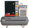 Chicago Pneumatic 5-HP 60-Gallon Rotary Screw Air Compressor -- Model QRS5.0HPD-3