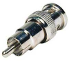 RCA Male To BNC Male Adapter -- COMPPBP