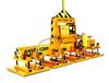 Heavy Mill-Duty Vacuum Lifter -- E880M4-84-FP