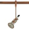 LED Alpha Antique Bronze Flex II Track Lighting Kit -- 2001-A-ABx3-LED-LA - Image