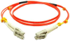 10m LC-LC Duplex Multimode 50/125 Fiber Optic Cable (32.8ft) -- 30LC-LC10 - Image
