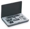 Clip-on Magnifier Kit,8 Pc,1.7x-7x -- 3DUX9