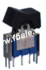 Miniature Rocker and Lever Handle Switch -- RLS-102-A2T - Image