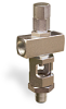 """Cross Heavy Duty Sight Feed Valve, Solid Gasket, 3/8"""" Female NPT Inlet, 3/8"""" Male NPT Outlet, Tamperproof -- B748-5-S02 -Image"""