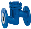 Flanged or Weld End Non-return Valve -- NORI 40 RXL/RXS - Image