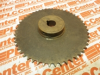 SPROCKET SINGLE 60 B-HUB 52TEETH 1.5INCH BORE -- 60B52
