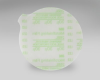 3M 268L Coated Aluminum Oxide Disc Extra Fine Grade 30 Grit - 5 in Diameter - 5 Vacuum Holes - 54519 -- 051111-54519 - Image