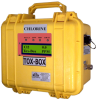 Tox-Box Single Gas Portable Area Monitor -- Tox-Box Standard