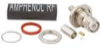 RF Connectors / Coaxial Connectors -- 031-6508 -Image