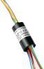 Miniature Slip Ring with Low Electrical Noise -- LPM-12U