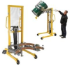 Economy Portable Drum Lifter/Rotator/Transporter -- HDRUM-LRT-EC -Image