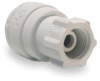 Faucet Connection,Tube OD 3/8 In,PK 10 -- 1WTU3