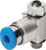 GRLO-M3-QS-3 Flow control valve -- 175042