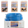 RapidAir Compressed Air Piping System Kit -- Model 90500