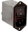 Fused Power Outlet, AC Inlet -- 70080747