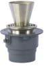 Floor Drain with Round Funnel -- FD-200-EF -- View Larger Image