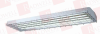 SUNPARK HB6T8N ( HIGH BAY FIXTURE PRICE (HB SERIES WITH WIRE GUARD) WITHOUT WIRE GUARD UNIVERSAL INPUT, 6X32W T8 ) -Image