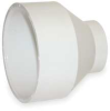 Pipe Reducer or Increaser,PVC,2x1 1/2 In -- 1WKJ1