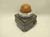 GENERAL ELECTRIC CR104PXG42A ( PILOT LIGHT AMBER 120VAC/DC ) -Image