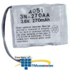AT&T; 4051 - 900MHz Cordless Replacement Battery (NiCd) -- 59768 - Image