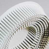 Dynabrade DynaBrite Plastic Bristle Disc - Fine Grade - Quick Change Attachment - 2 in Outside Diameter - 92017 -- 616026-92017 - Image