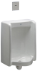 "Z5759 ""The Retrofit Pint®"" 0.125 gpf Concealed Ultra Low Consumption Urinal System -- Z5759 -- View Larger Image"
