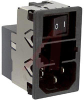 power entry module with filter 1 pole -- 70080822