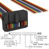 Rectangular Cable Assemblies -- A1DXB-1436M-ND -Image