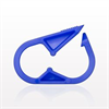 Pinch Clamp, Blue -- 14100 -Image